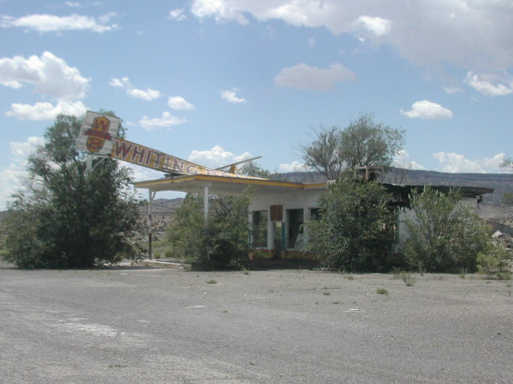 Route 66 Spots Whiting Bros Station Milan Nm