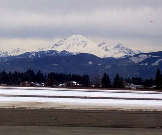 From the Abbotsford Airport