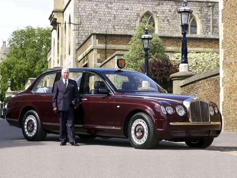 Royal Bentley State Limousine
