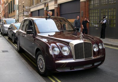 Royal Bentley State Limousine