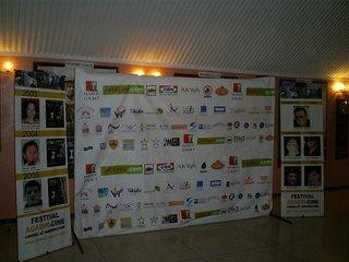 Sponsors festival cinema agadir