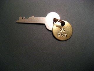 666 key