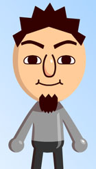 look, it's Mii!