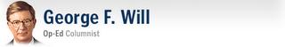 George F. Will, Op-Ed Columnist at Washington Post