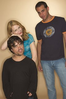 Peter Dinklage, Patricia Clarkson, Bobby Cannavale