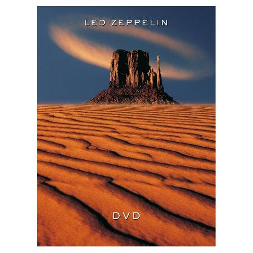 Led Zeppelin Live 2007 The Led Zeppelin Live Dvd