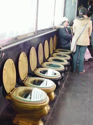 Bathroom funny