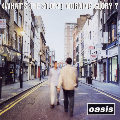 Top 200 Songs of the '90s: 23. Oasis – Wonderwall Oasis Band Album Cover