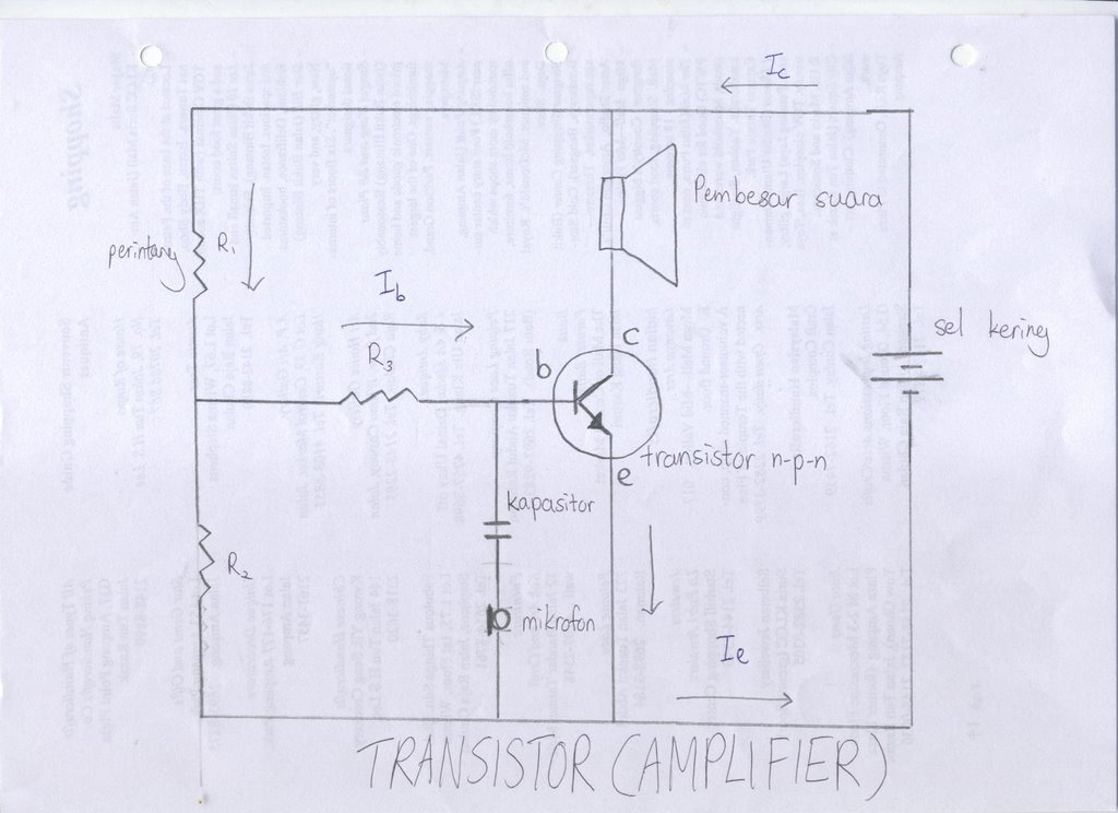 how to find ib in a transistor