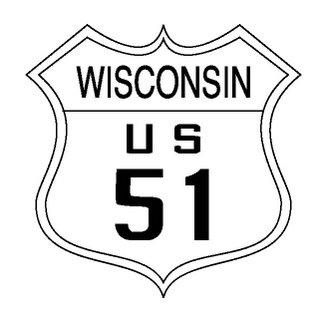 Wisconsin highway 51