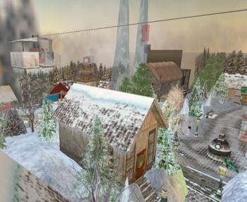 winterlude village