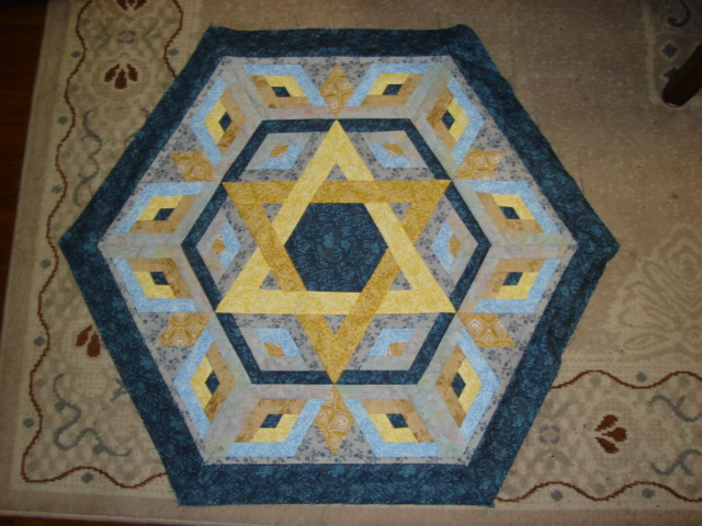 1000+ images about Crochet/Knit/Sewing Pattern Ideas on Pinterest Star of david, Crumb quilt ...