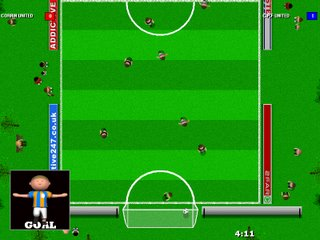 Addictive Football - Click to Enlarge