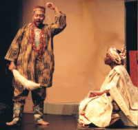 a study of nigerian dramatist ola rotimi Olawale gladstone emmanuel rotimi, best known as ola rotimi  states in 1959 to study at  in nigeria, rotimi spent much of the 1990s living .
