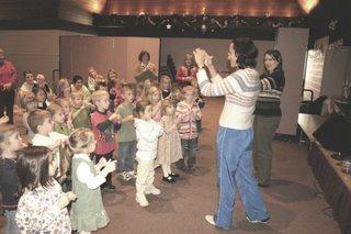 At Woodbury Lutheran Preschool