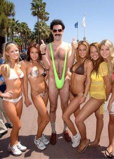 Borat: La cumbre de la vicisitud fílmica