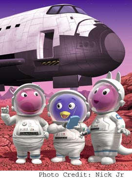 bo backyardigans mission to mars - photo #21