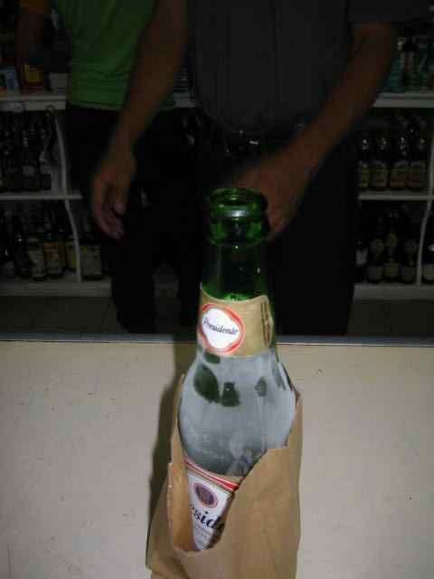 la cerveza presidente y los nuevos impuestos. ~ ramón aníbal tv