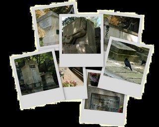Cemitério do Père Lachaise