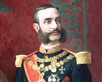 Alfonso XII (1857-1885), rey de España entre 1875 y 1885