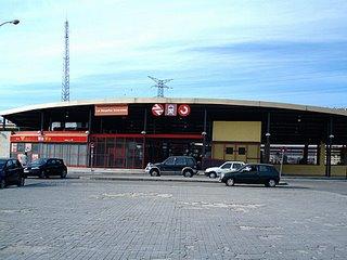 Estación Las Margaritas-Universidad (Getafe)