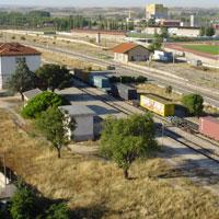 Estación de Aranda de Duero