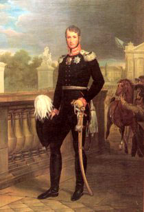 Federico Guillermo III, rey de Prusia
