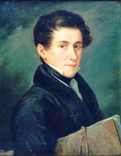 Leonardo Alenza y Nieto (1807-1845), pintura que se creyó autorretrato (Museo Lázaro Galdeano, Madrid)