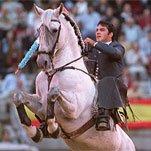 Álvaro Montes, el Centauro de Jaén