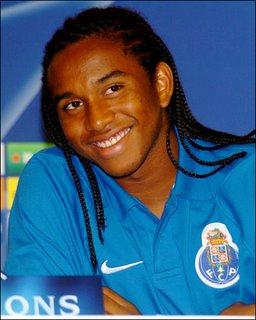 Anderson FCPorto em recuperação