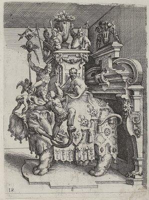 Tuscana by Dietterlin 1598