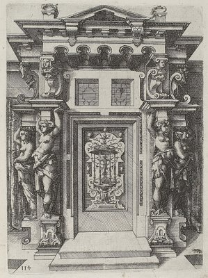 Mannerist Ionic Architecture