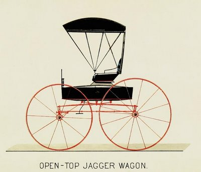 Jagger Wagon