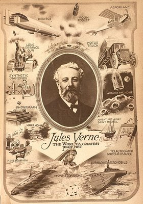 Jules Verne - World's Greatest Prophet