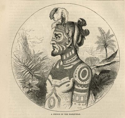 A Prince of the Marquesas