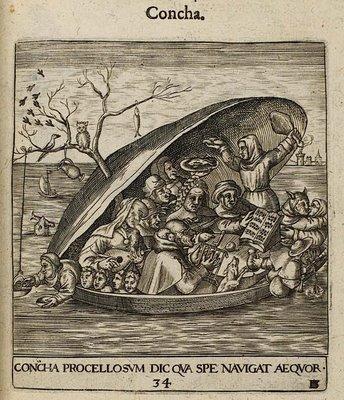Proscenium vitæ humanæ - Theodor de Bry