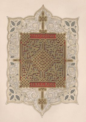 Moorish Ballads