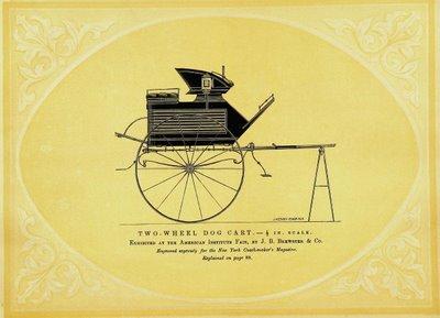 2-wheel Dogcart