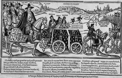 Funeral of Henry III