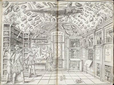 Ferrante Imperato 'Dell'historia naturale' 1599