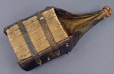 1454 girdle breviary