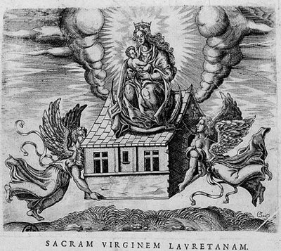 Sacram Virginem Lavretanam