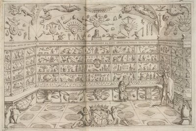 Lorenzo Legati Museo Cospiano 1677