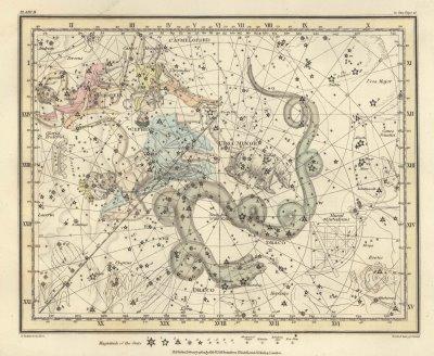 Celestial Atlas Plate