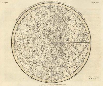 Northern celestial Hemisphere