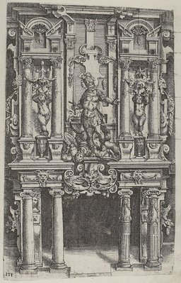 Corinthian engraving 1598