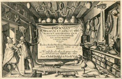 Basilius Besler Titlepage