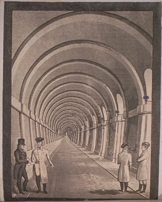 Thames Tunnel 1841