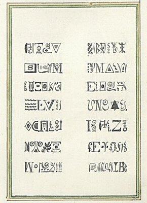 Idiogrammatic Script