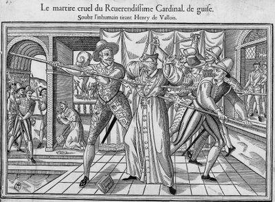 Martyrdom of Henri de Guise